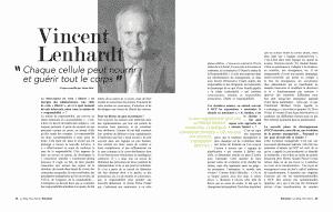 Entretien Vincent Lenhardt & OCP